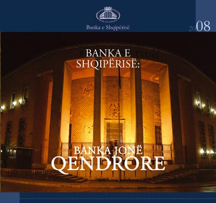 banka shqiperis qendrore