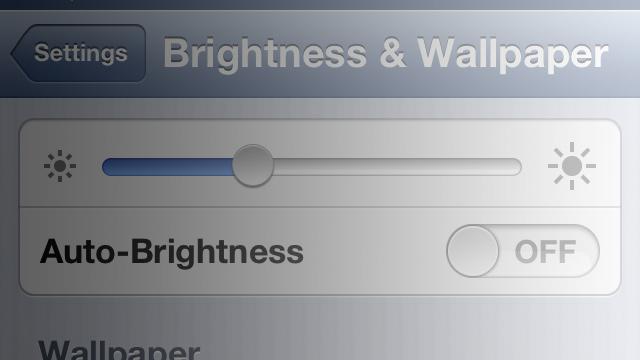 Sa ndikon realisht ndriçimi i ekranit tek konsumimi i baterisë