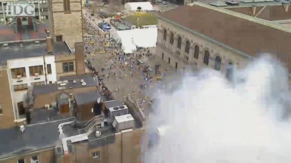 Shpërthimet në Boston paraqesin dy anë të mediave shoqërore