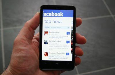 faceboo windows phone 8