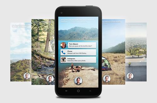 Si mund të sigurohet Facebook Home në smartfonin tuaj