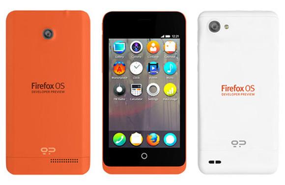 Shiten të gjithë telefonët e projektuar për dizajnuesit me Firefox OS