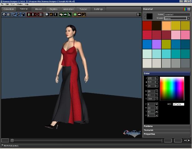 London School of Fashion eksperimenton modën me printim 3D