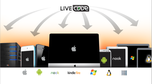 "Ndërtoni aplikacione ""open-source"" pa pagesë me LiveCode 6.0"