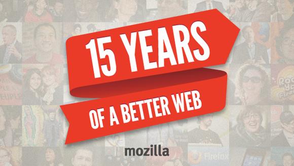 Mozilla mbush 15 vjet nga themelimi, Firefox 20 del me privatësi të re