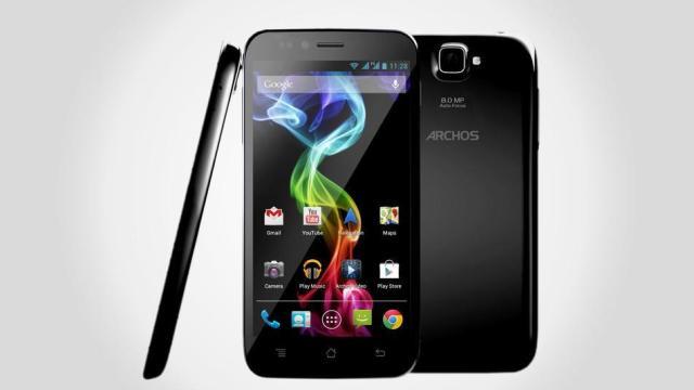 Kompania Archos lançon smartfonët Android