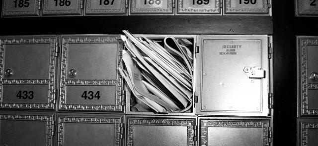 Mbrojeni veten nga spami me adresa e-maili të përkohshme