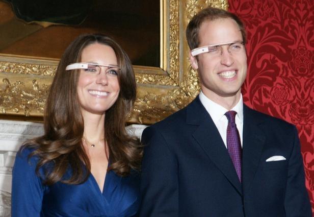 syze google Glass