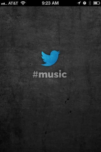 Njihuni me shërbimin Twitter#Music
