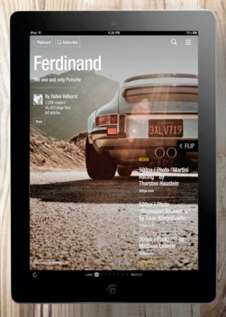 Flipboard – 53 Million