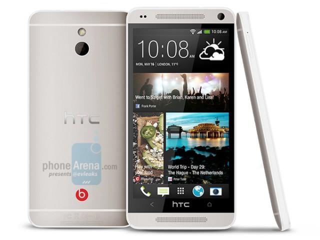 HTC planifikon lançimin e modelit HTC One Mini 4.3 inç