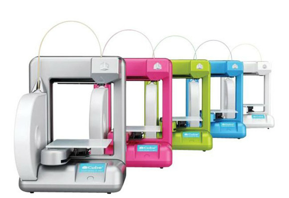 Printerët 3D dalin në shitje nga Staples