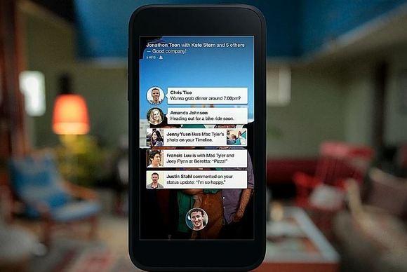 """Facebook-u ka tërhequr rreth 1 milionë shkarkime të aplikacionit të tij """"Home"""""""