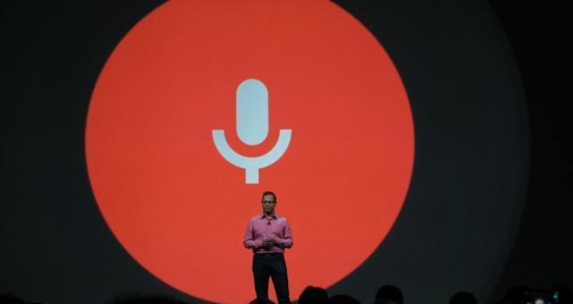 Nëse kërkoni përmes zërit në Google Chrome, shfletuesi do t'ju përgjigjet