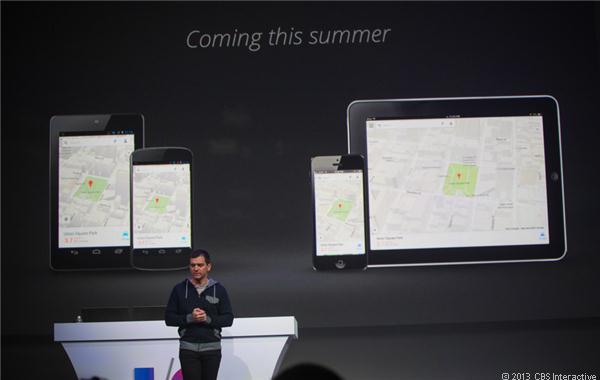 Google prezanton përditësimet më të fundit të Google Maps