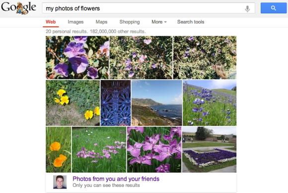 Kërkimi i thjeshtë në Google ju mundëson të gjeni më shpejt fotot tuaja personale