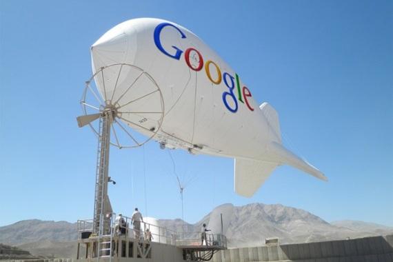 """Google planifikon të sjellë për shtetet në zhvillim internetin përmes """"balonave wireless"""""""