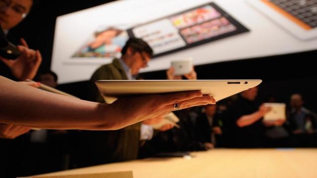 Digitimes: iPad 5, jashtëzakonisht i hollë, mund të lançohet në vjeshtë