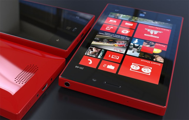 Smartfoni Lumia 928 teston mikrofonin (Video)