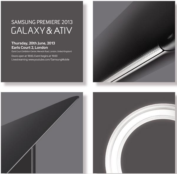 Samsung pritet të zbulojë disa produkte të reja më 20 qershor