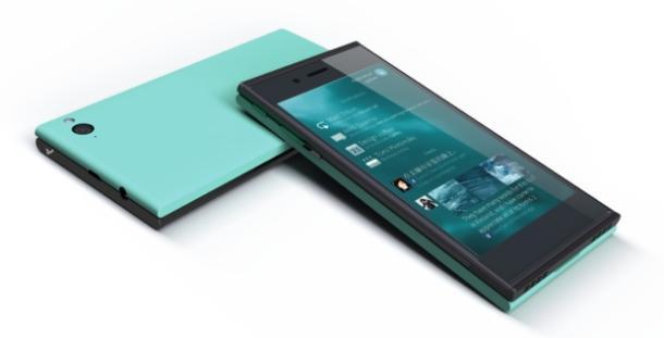 Jolla, smartfoni i parë me sistem operativ open source