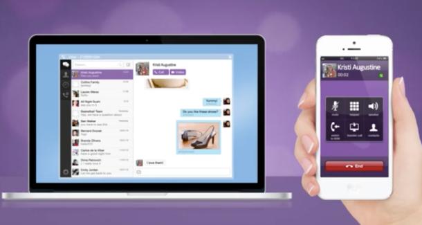 Prezenca e Viber Desktop përbën një sfidë për Skype