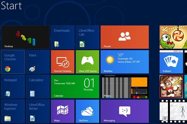 Shiten 100 milionë licenca të Windows 8