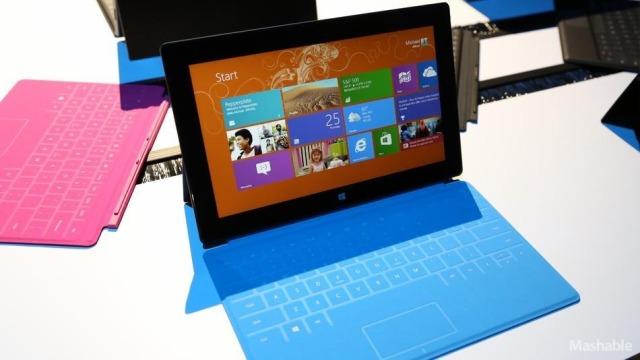 Microsoft: Windows Blue vjen në 2013-n me suport për ekrane të vegjël