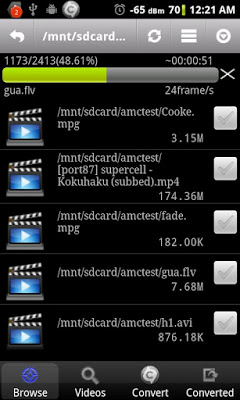 1. Video Converter Android