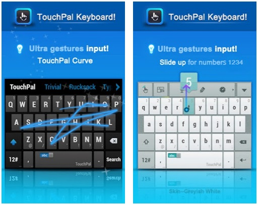 4. TouchPal