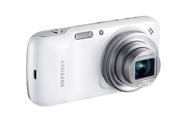 GALAXY S4 zoom back