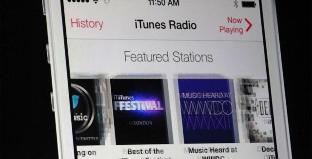 Apple lançon shërbimin iTunes Radio Streaming
