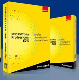 Si mund të shkarkoni pa pagesë Kingsoft Office Professional 2013