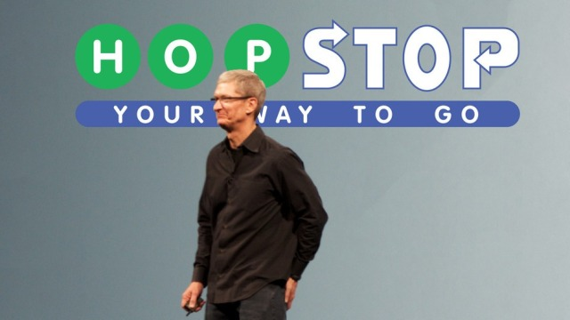 Apple Hopstop