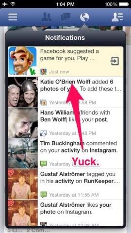 Facebook është duke testuar formën e re të sugjerimit të reklamave për lojëra