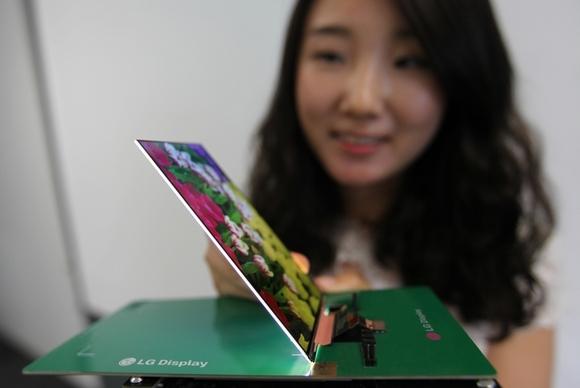 LG pretendon se ka krijuar ekranin më të hollë HD LCD për smartfonë