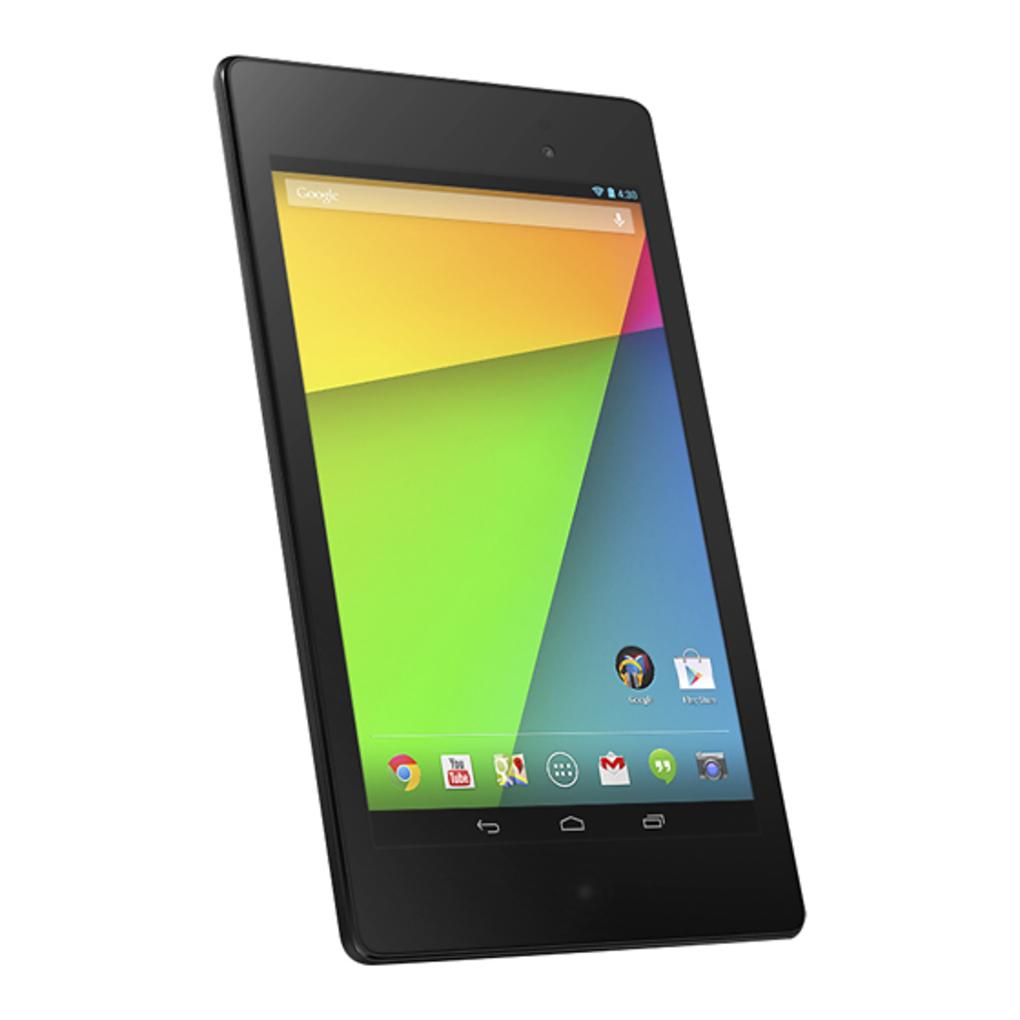 Nexus 7 tani në dispozicion për para-porositje me Android 4.3