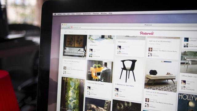Pinterest përdorë historinë e shfletimit tuaj për të ju ndihmuar në personalizim
