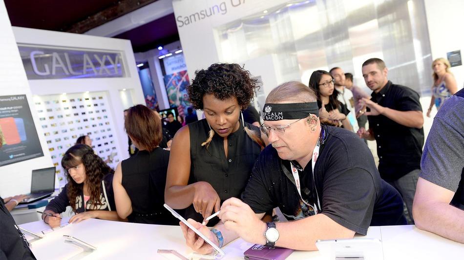 Samsung konference