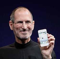 Steve Jobs mendoi të krijonte celularin e parë në vitin 1984