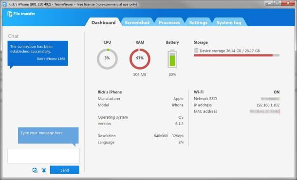 TeamViewer ofron tashmë suport edhe për pajisjet mobile