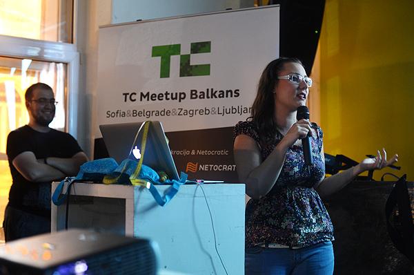 Tech Crunch në Ballkan përzgjedh startup-in Sizem, aplikacion për identifikimin e reçipetave të duhura për femrat