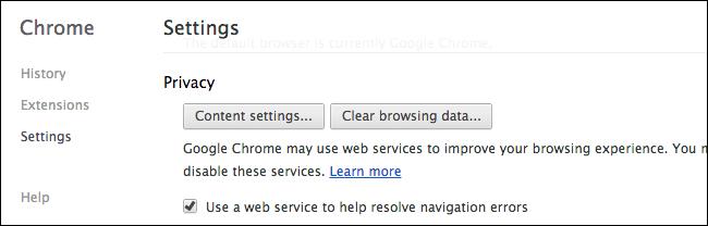 google chrome block 1