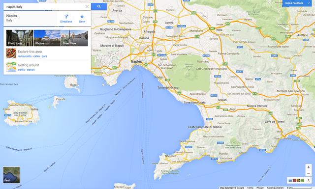 google maps destop