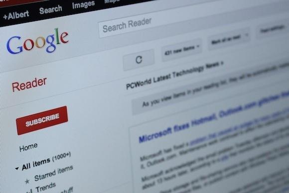 Google shtyn datën për fshirjen e të dhënave të përdoruesve nga Reader