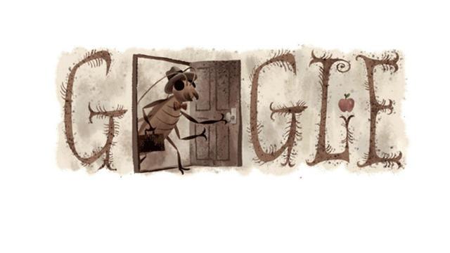 Google kujton Franc Kafkën përmes doodle-it në faqen kryesore