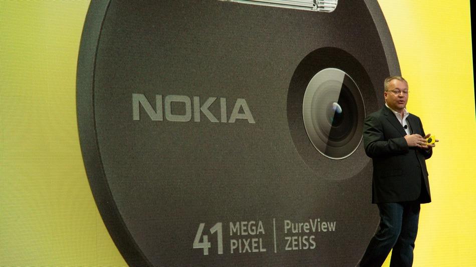 Nokia zbulon Lumia 1020, smartfonin me kamer 41-Megapixel