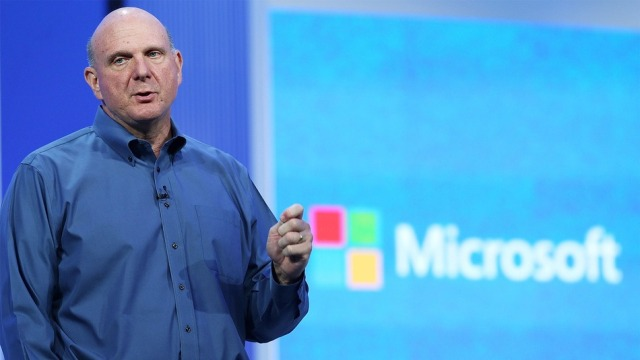 Lamtumira emocionale e Steve Ballmer për Microsoft-in