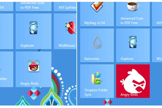 Përdorni OblyTile për të stiluar dritaret në Windows 8