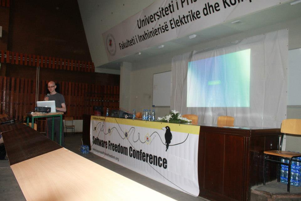 Njihuni me axhendën e Software Freedom Kosova 2013